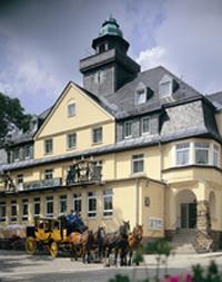 Bild des Hundehotels Rathaushotels Oberwiesenthal