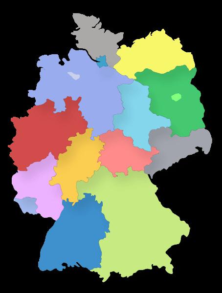 Hundehotels in Deutschland